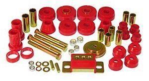 1965 CHEVROLET C10 PICKUP Prothane Total Kit: Total Kit Total Kit; Red; Incl. Body Mounts/C-Arm… #AutoParts #CarParts #Cars #Automobiles