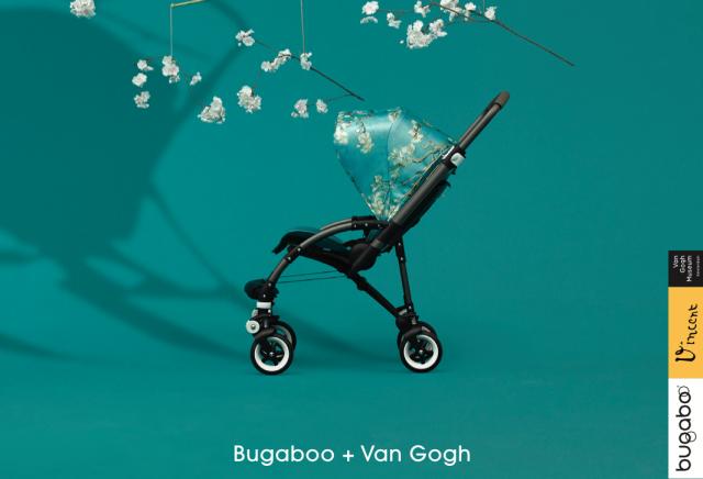 #Bugaboo Bee³ avanciert mit der #Van #Gogh #Kollektion zum Frühlings Favorit | #Fashion Insider Magazin