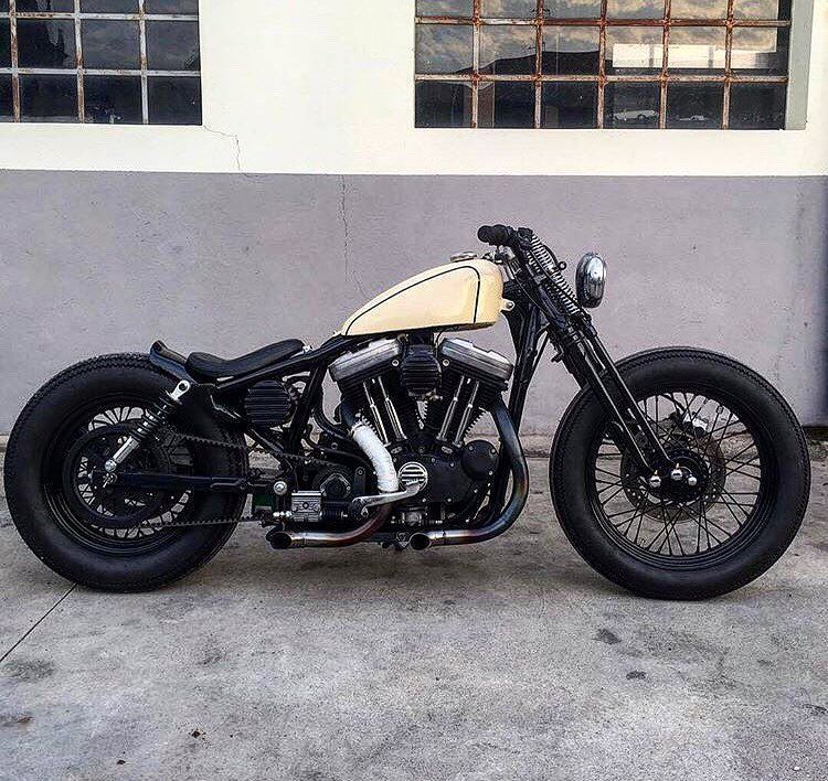 Bobber Bobberbrothers Motorcycle Harley Custom Customs Diy Cafe Racer Honda Products Sportster Triumph Rat Chopper Ideas