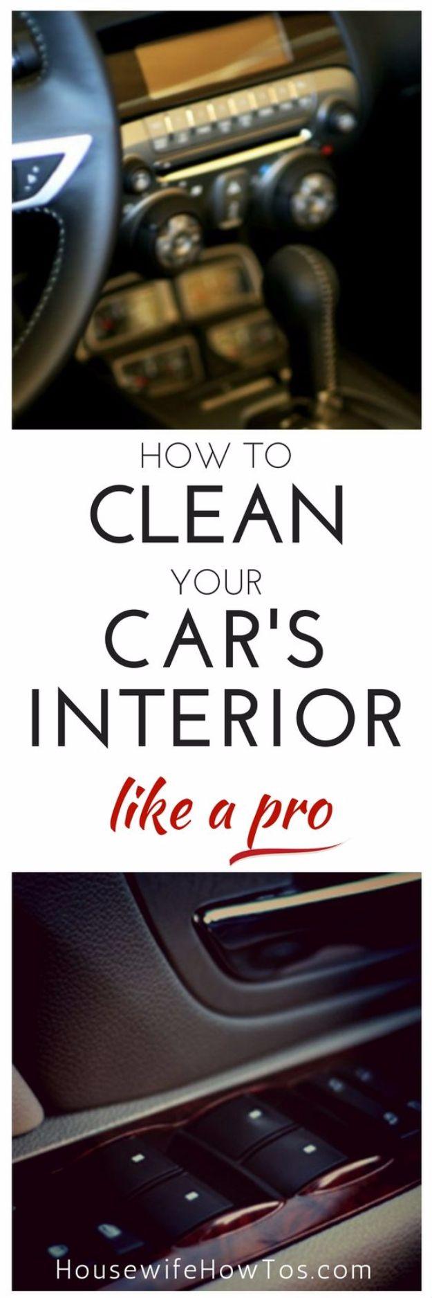 Car interior homemade cleaner - Homemade Car Interior Cleaning Wipes Homemade Cars And Car Interiors