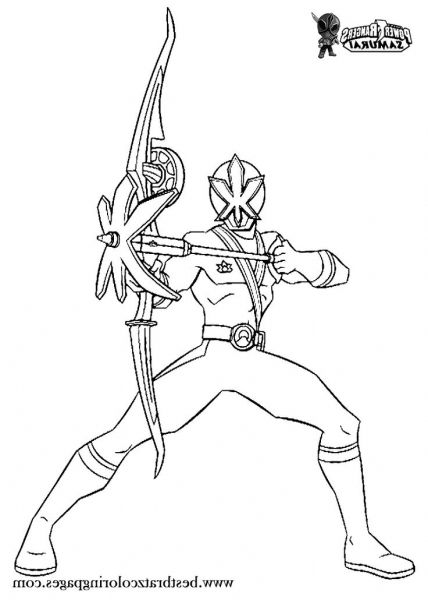 The Most Brilliant Lovely power rangers samurai coloring pages ...