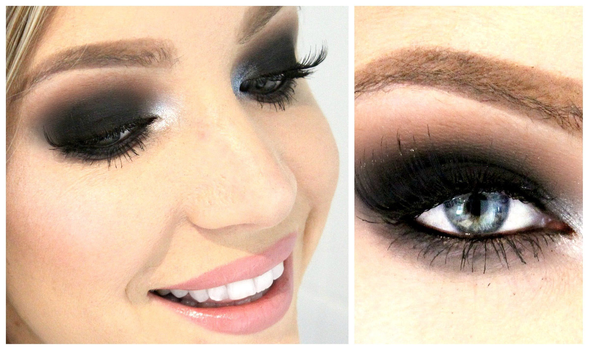 Brown Smoky Eyes (Perfect for Hooded Eyes) - TUTORIAL !www