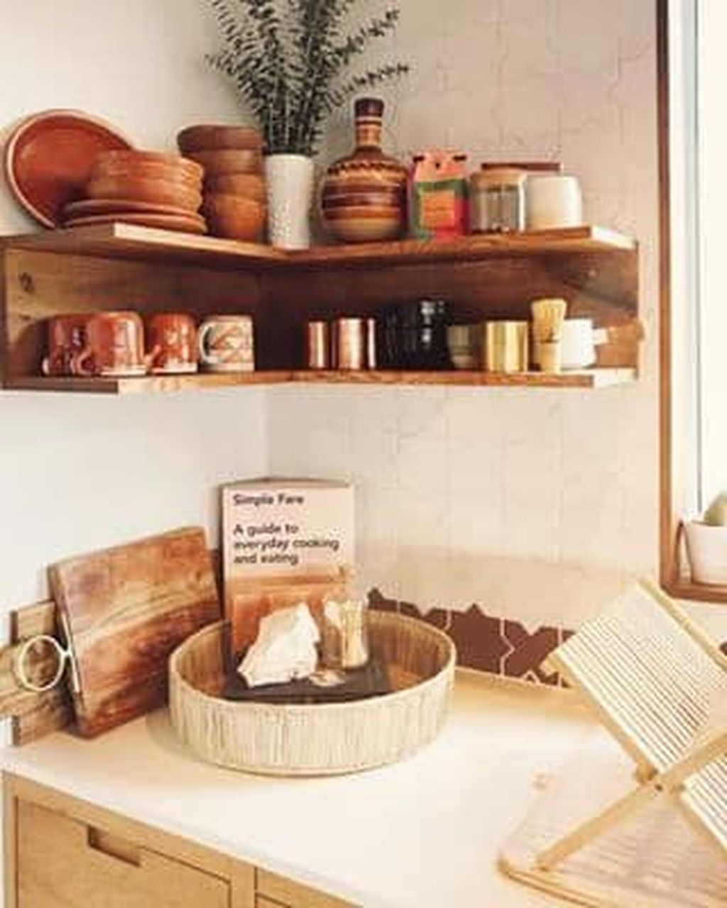 Peachy 47 Cool Kitchen Decor Open Shelves Ideas Kitchen In 2019 Beatyapartments Chair Design Images Beatyapartmentscom