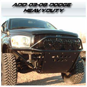 Shop Dodge Ram 1500 2500 3500 Bumpers At Add Truck Bumpers Dodge Cummins Trucks
