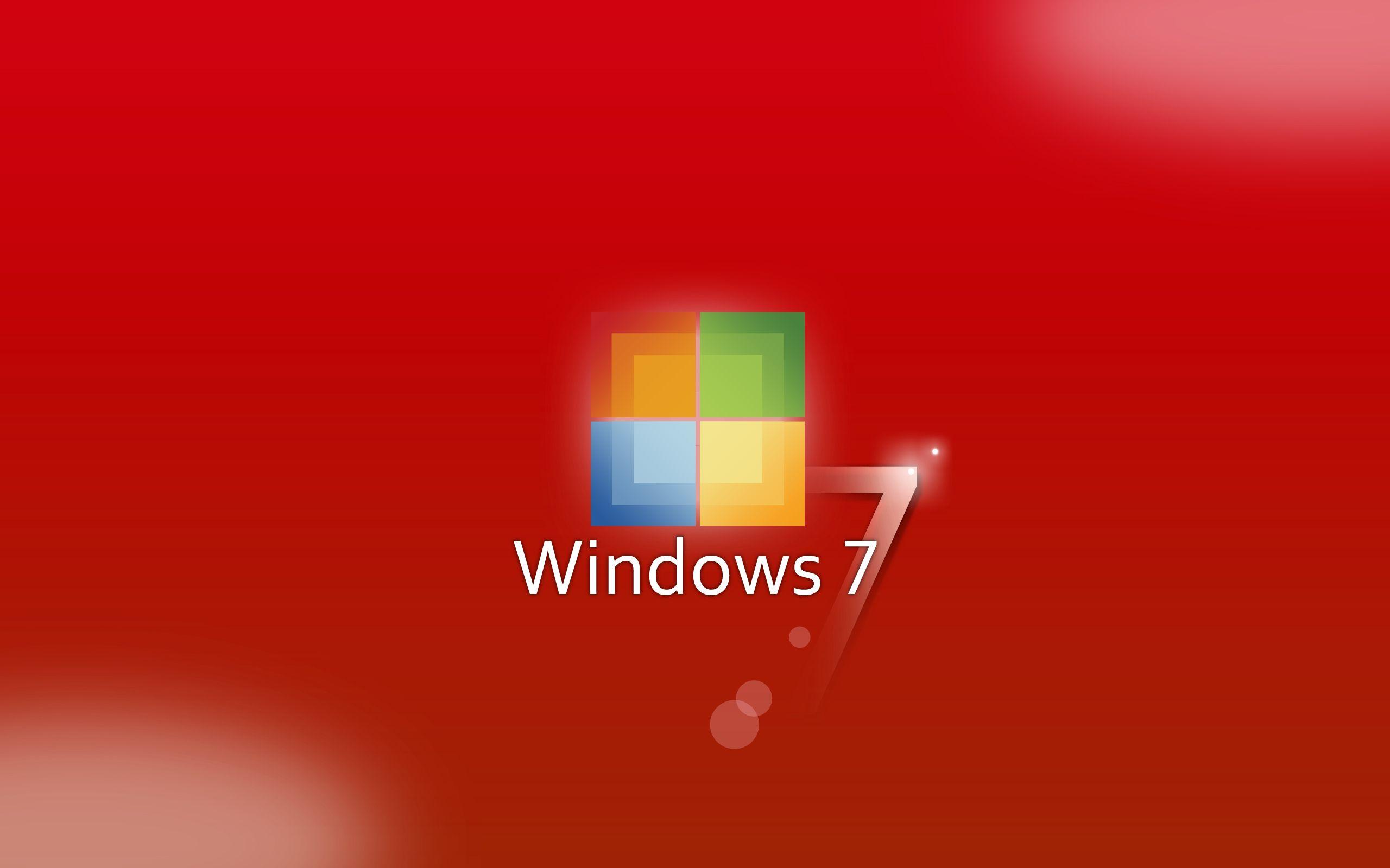 Good Old Windows 7 Wallpaper Red Wallpaper Wallpaper Pictures Window Installation