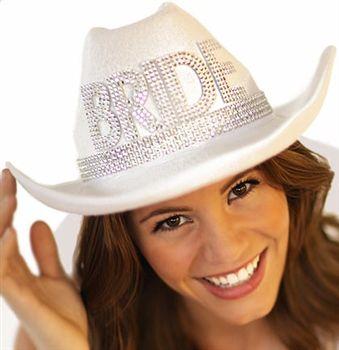 Bride Jeweled hat