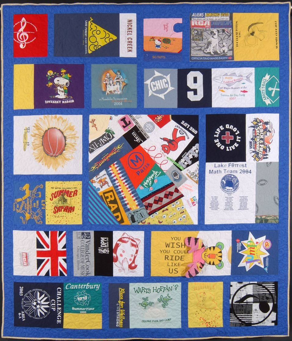 tshirt quilts | ... Star Quilt Company. Free Shipping!View T Shirt ... : t shirt quilt company - Adamdwight.com