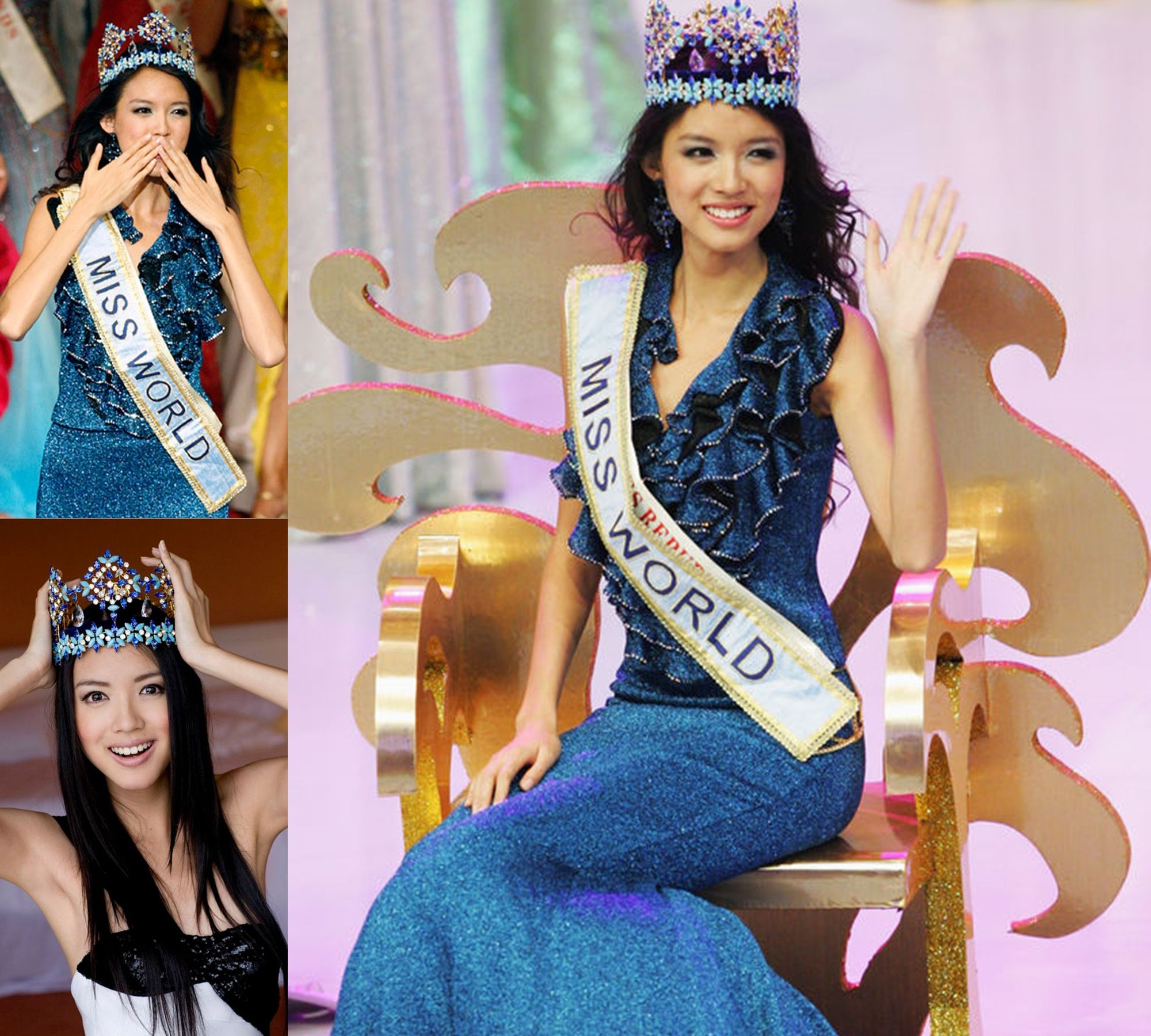 Taiwanese Beauty Queens: Beauty Event, Asian Beauty