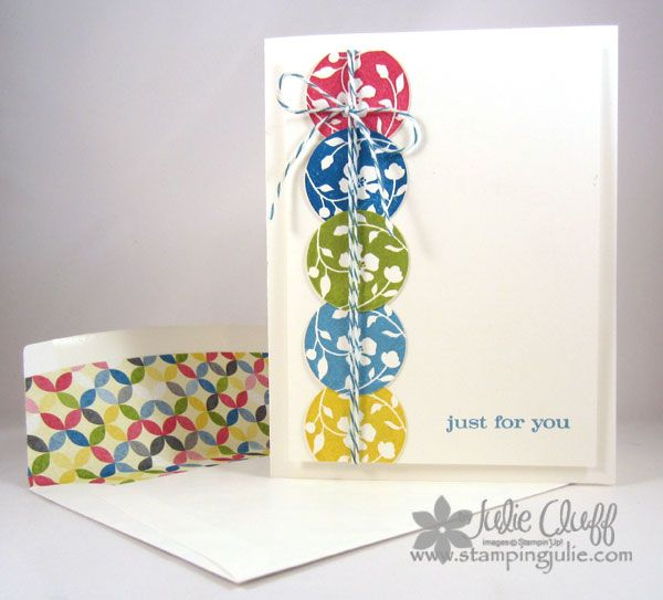cheery & bright just believe cas by juliestamps - Cards ...