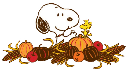 Autumn Snoopy Thanksgiving Snoopy Thanksgiving Cartoon Charlie Brown Thanksgiving