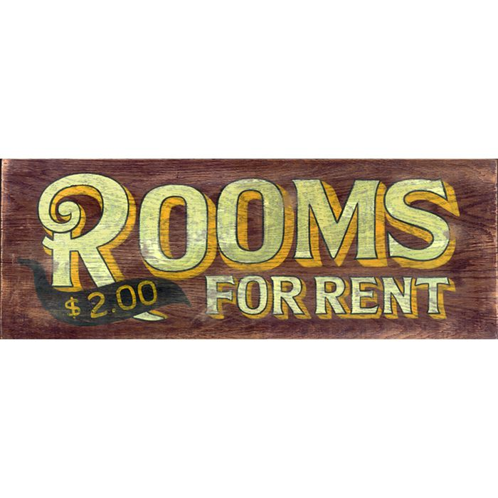 Rooms for Rent, via Joss and Main.  Cool for guest house.