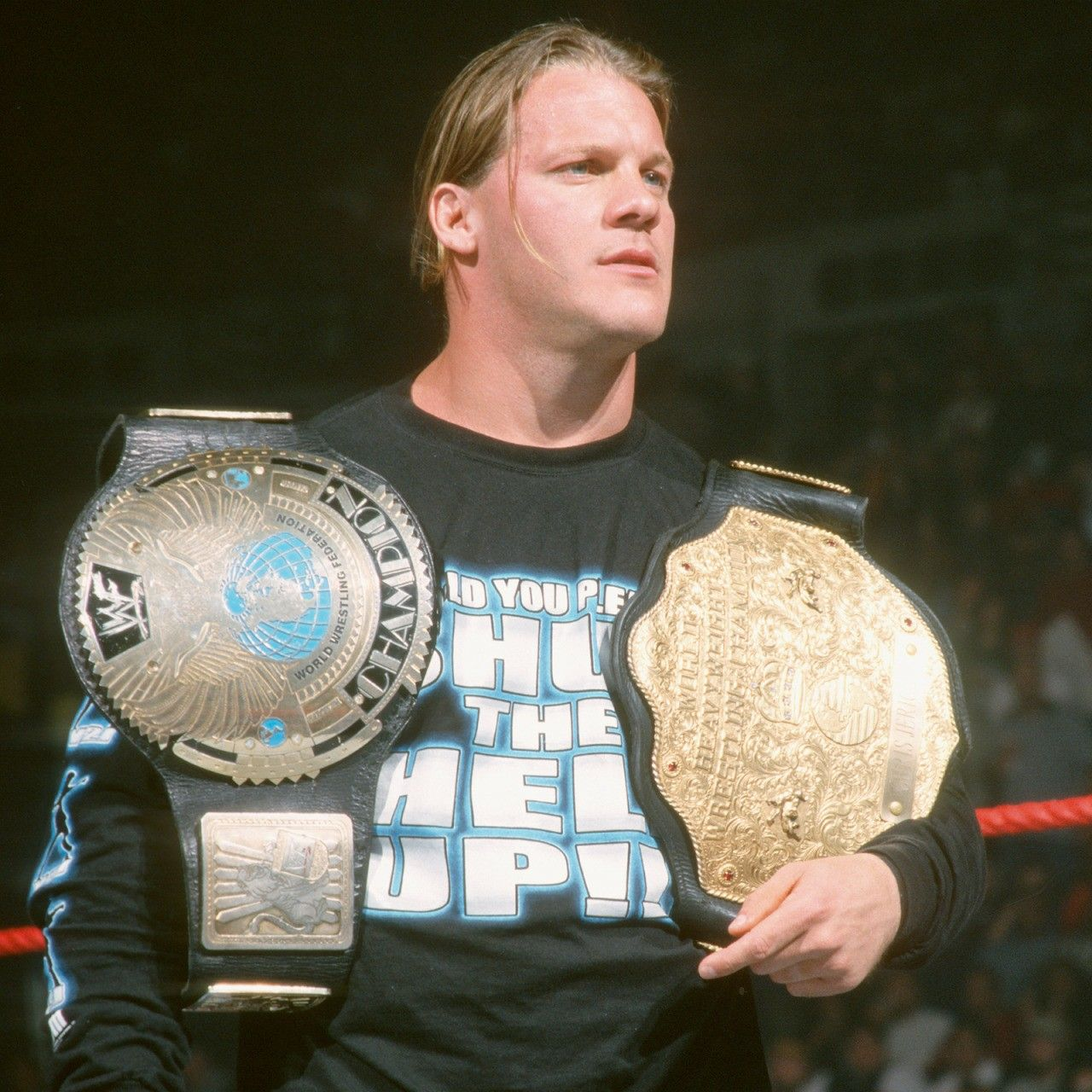 chris jericho - first undisputed champion #y2j
