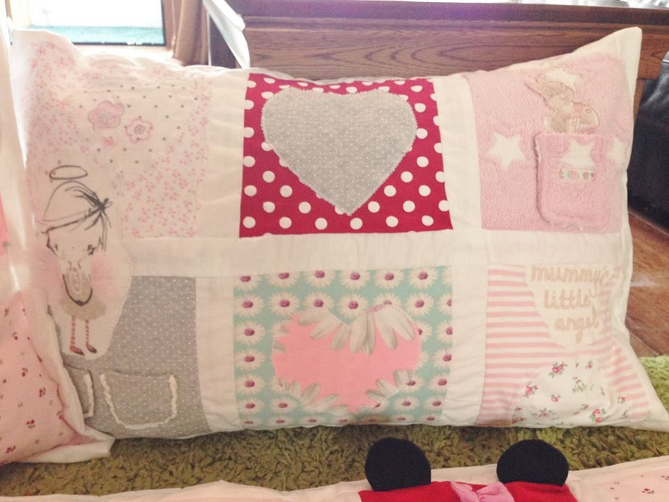 Patchwork Memory Quilts, Pillows, Cushions, Horses, Unicorns & more ...