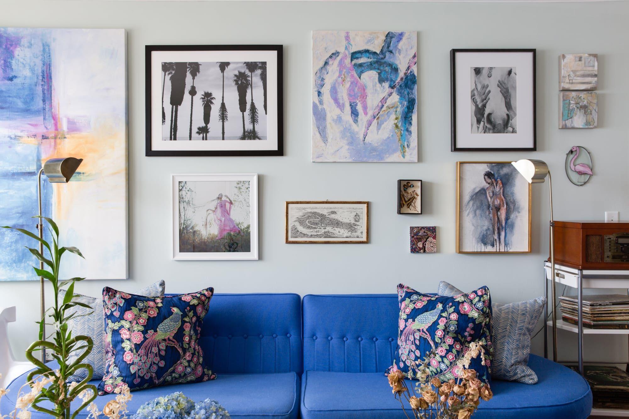 charleston home design%0A House Tour  A Wonderfully Wild  u     Whimsical Charleston Home