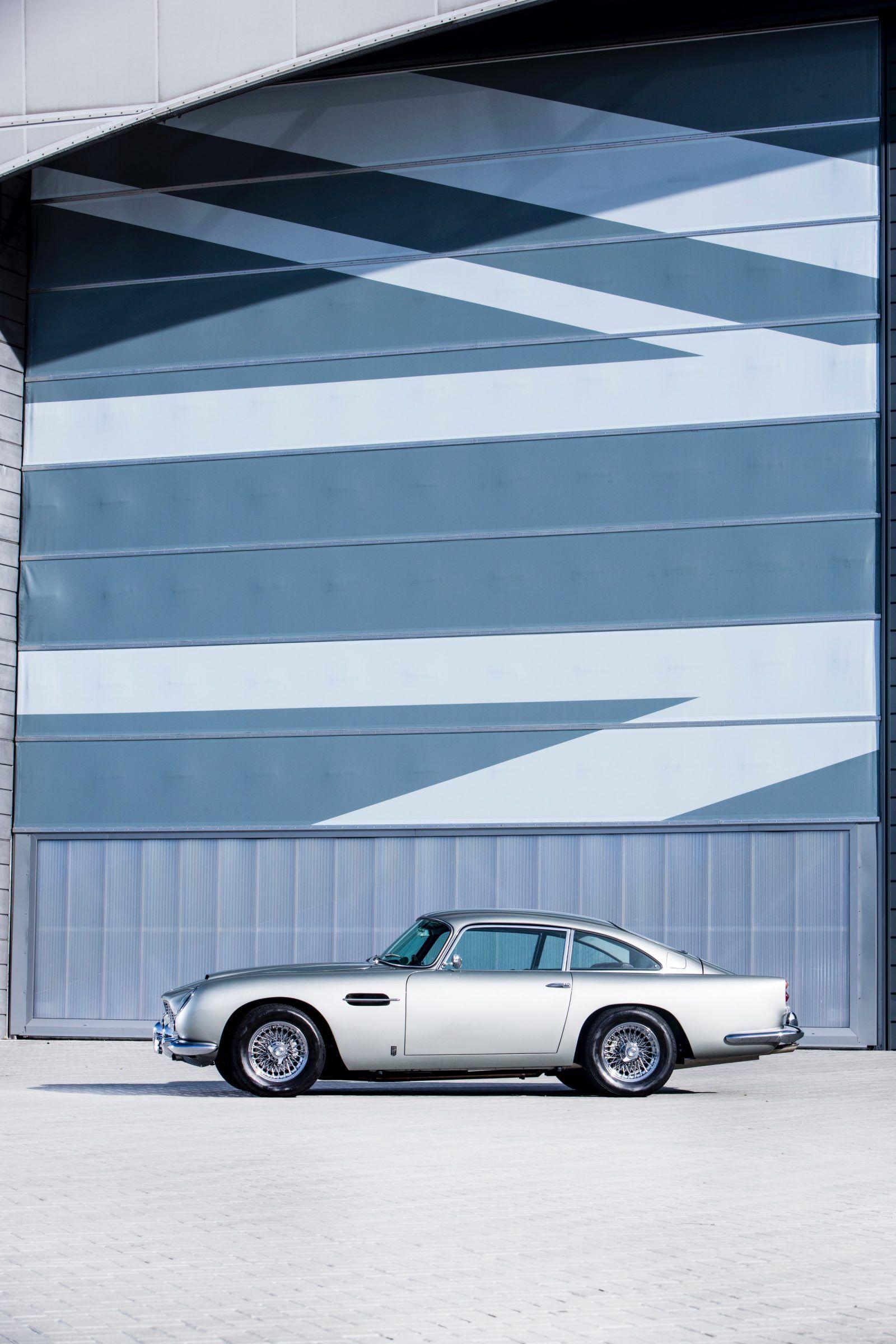 Paul McCartney s Aston Martin DB5 Auto s Pinterest