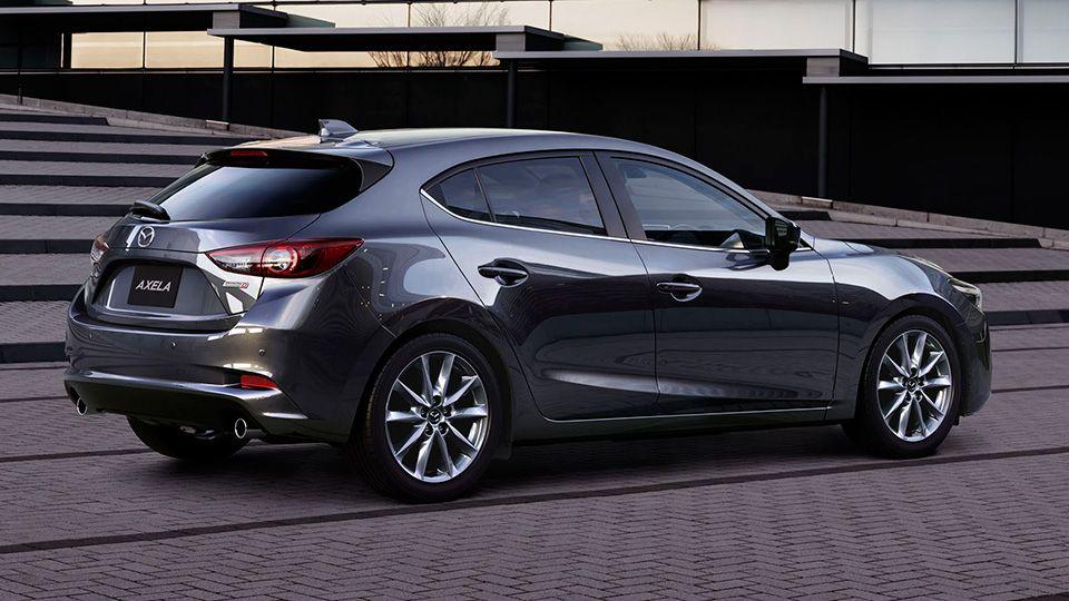 2016 Mazda 3/Axela Mazda, First drive, Mazda 6 wagon