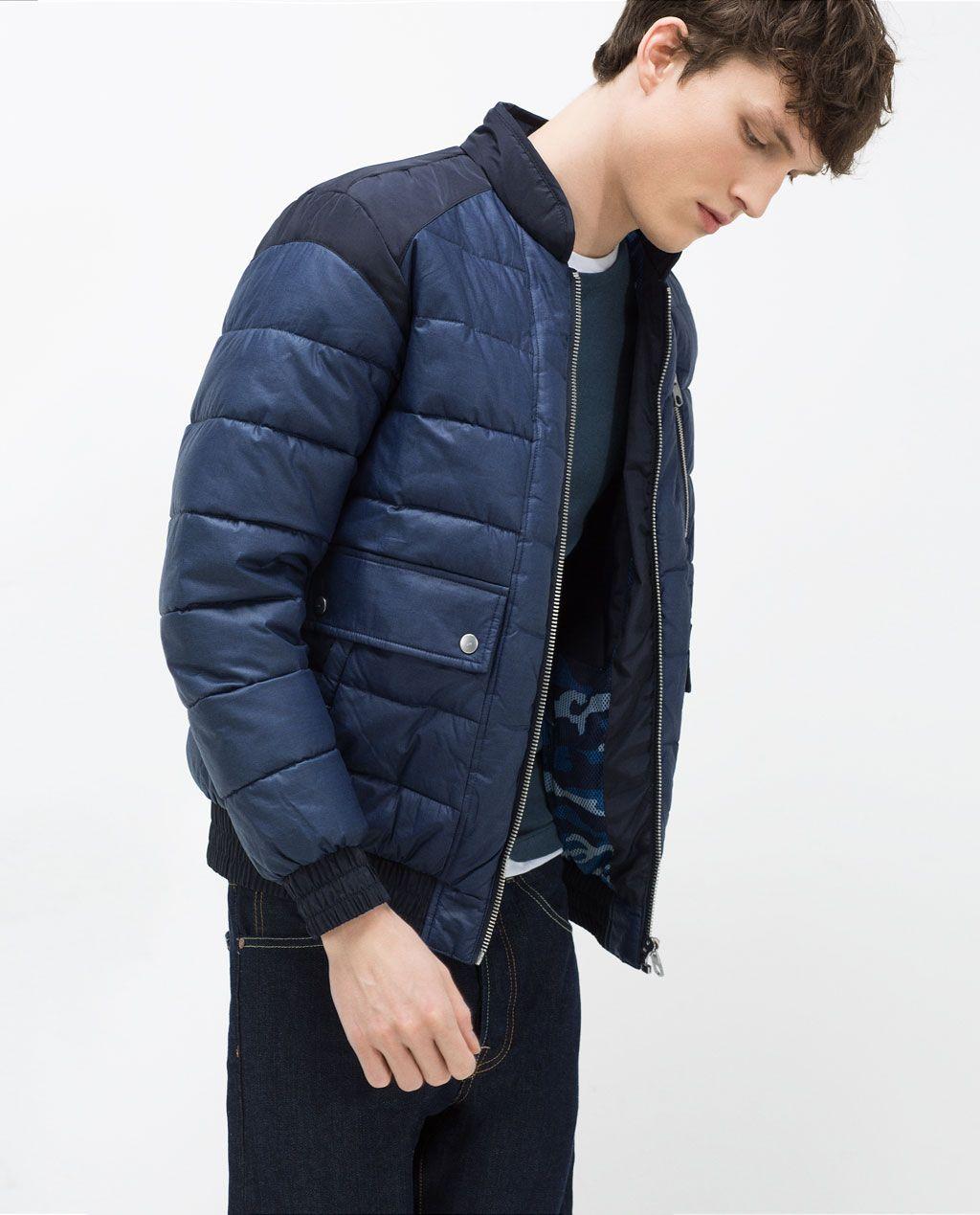 Image 2 of DENIM JACKET from Zara Denim jacket men