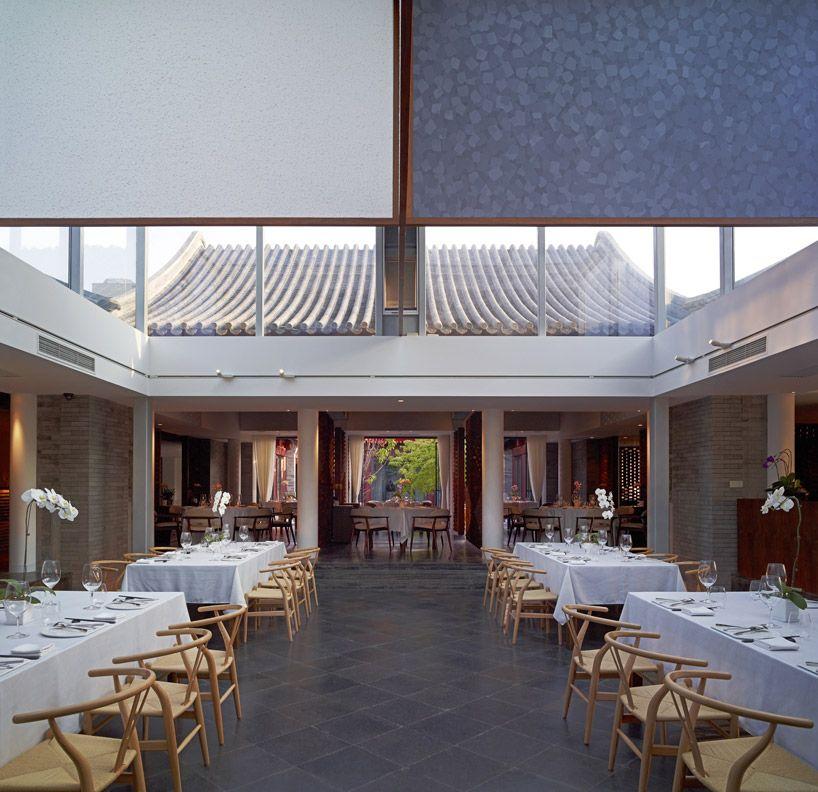 King's Joy restaurant in Beijing by atelier FCJZ