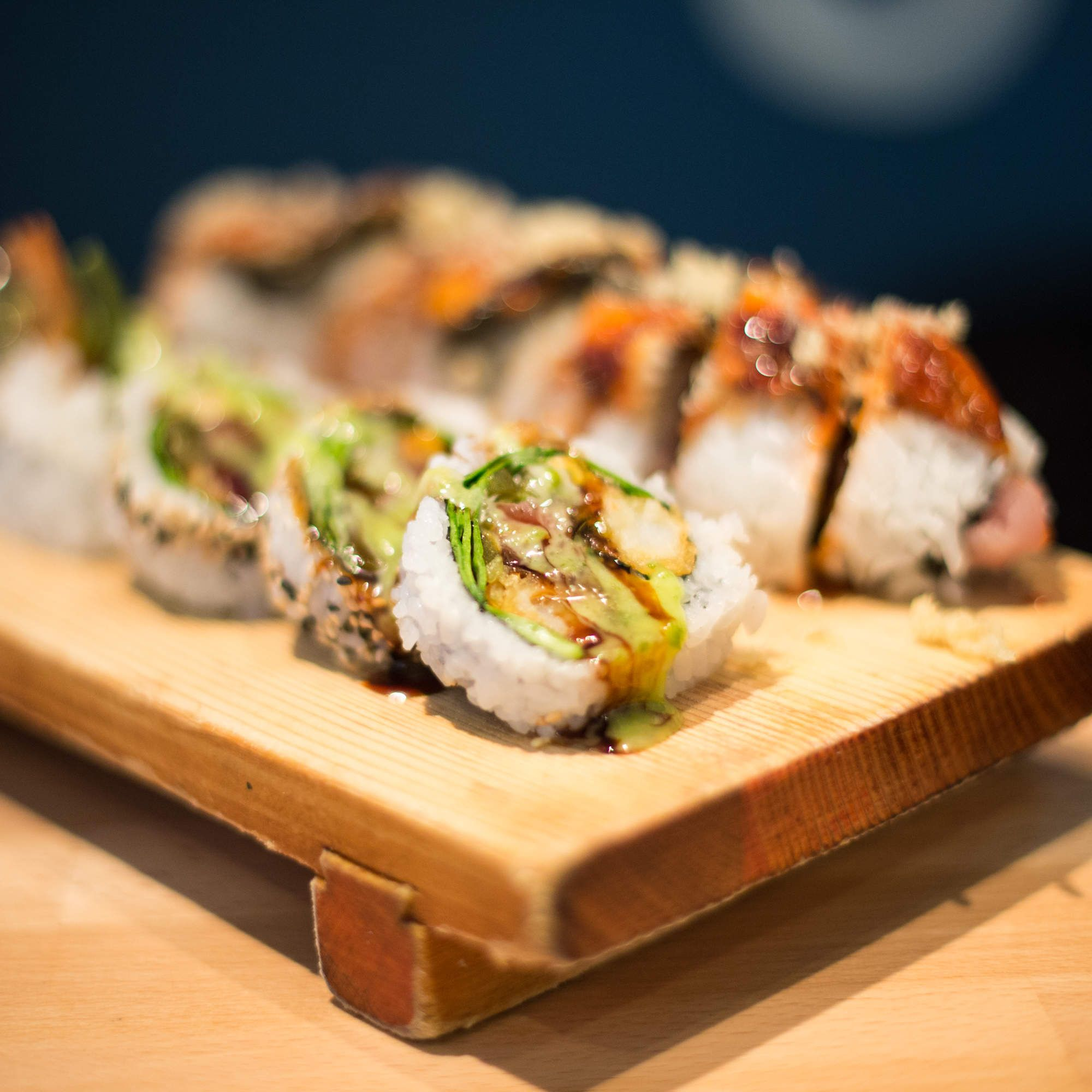 Watch Sushi Roll Orders Approved by Nutritionists video