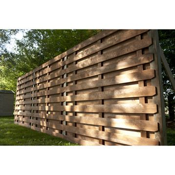 panneau droit occultant oxford 180x180 cm couleur lasur marron leroy merlin d co. Black Bedroom Furniture Sets. Home Design Ideas
