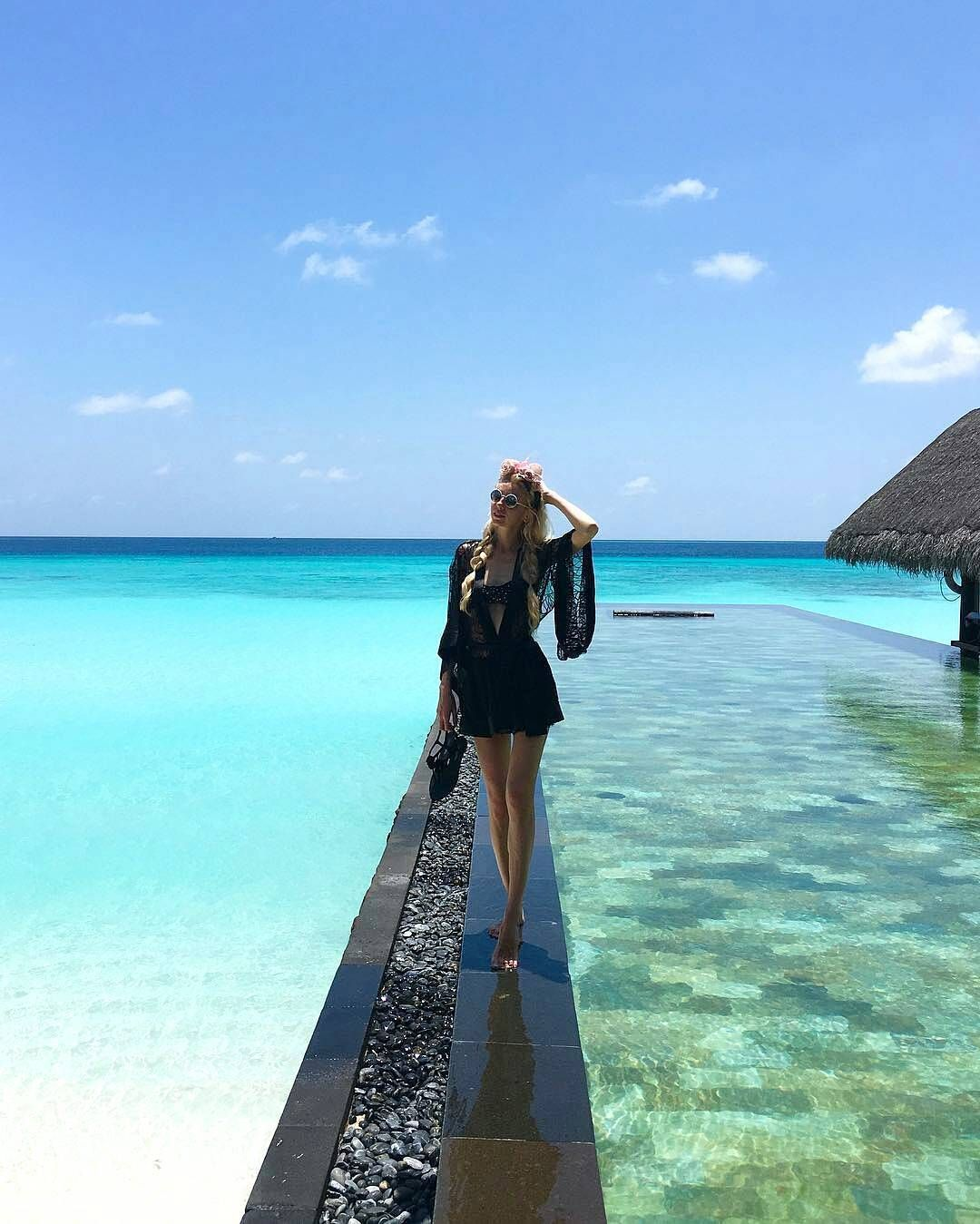 Maldives Island Beaches: The Maldives Islands - One & Only Reethirah