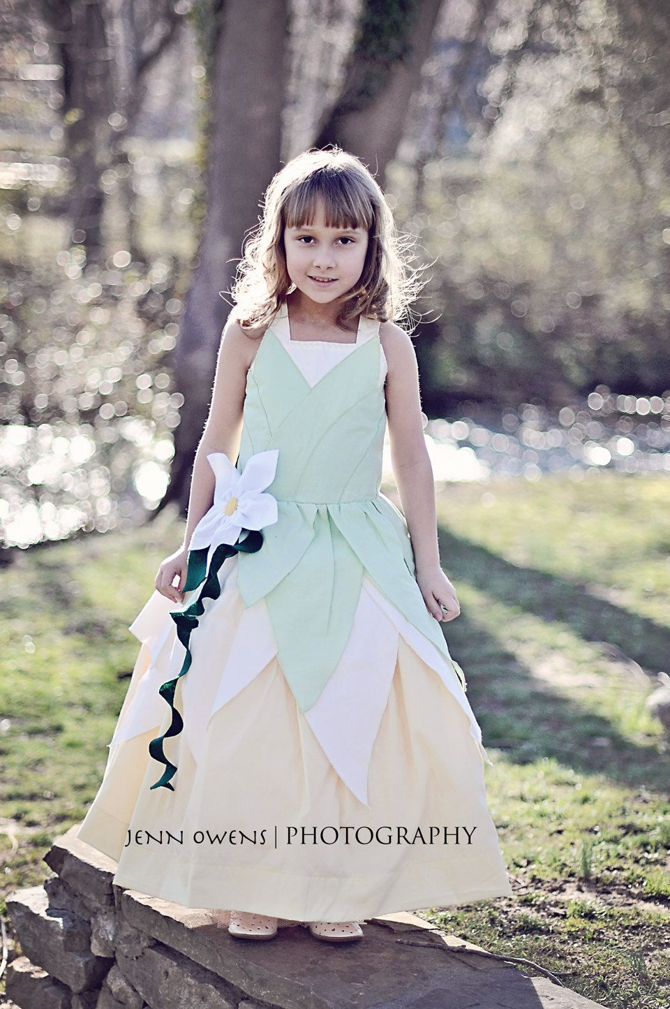 Tiana dress. $50.00, via Etsy. Sizes 18M to girl\'s 10 | Sewing ...