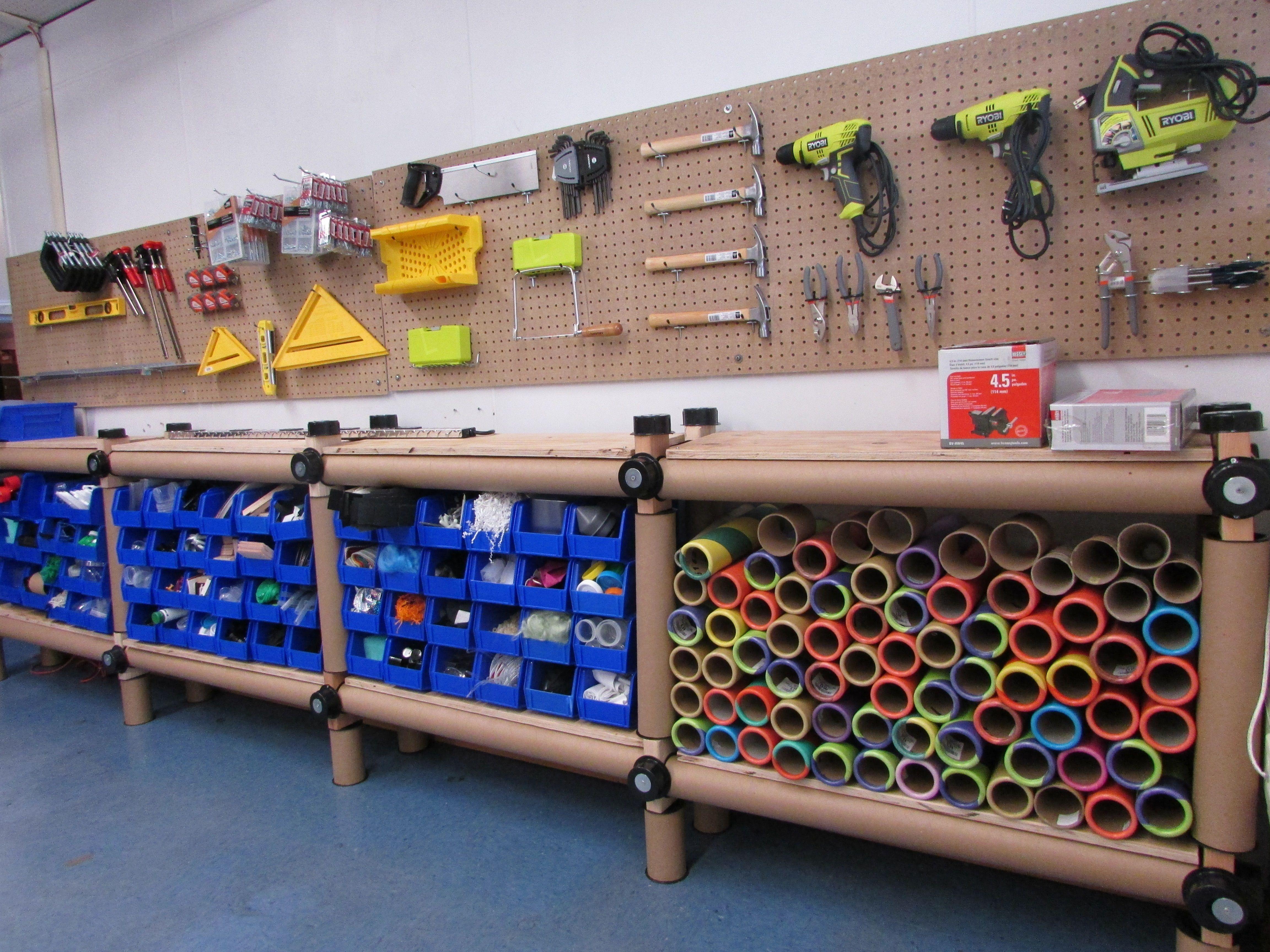 T4t Steam Labs Workshops Lab Classroom Furniture