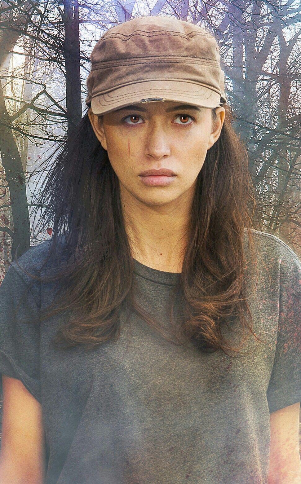Rosita Espinosa Walking Dead Art Fear The Walking Dead