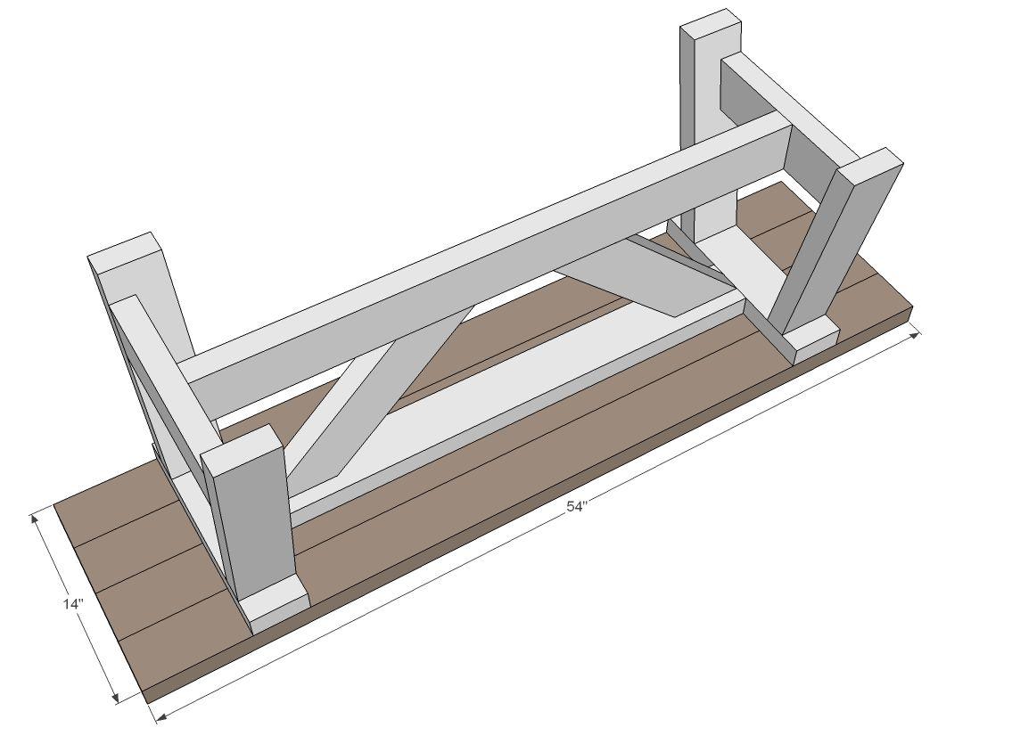 Build A Providence Bench
