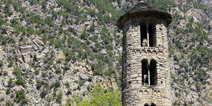 Churches in Andorra
