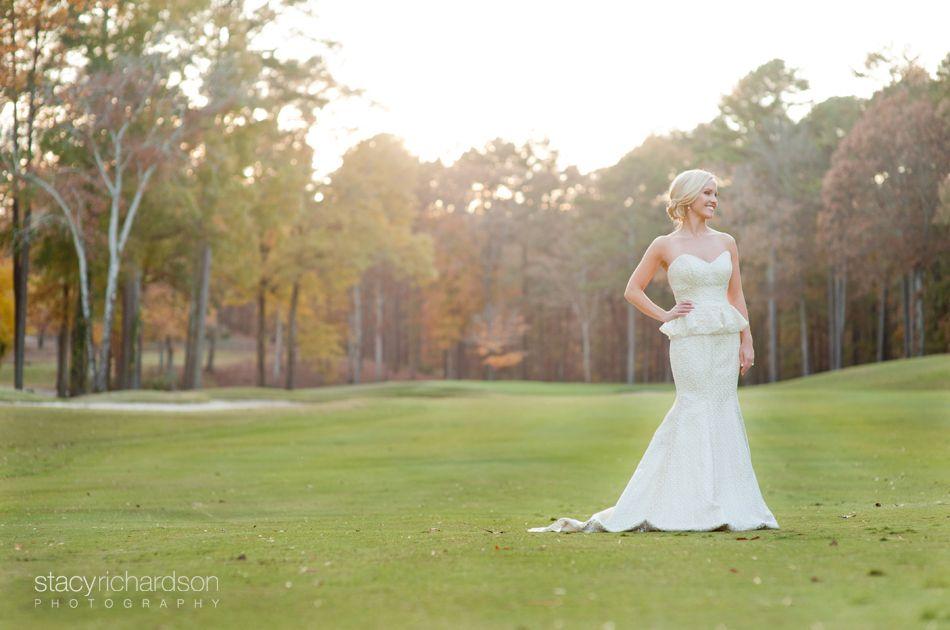 Shoal Creek Bridal Portraits :: Birmingham Wedding Photographer :: Stacy Richardson