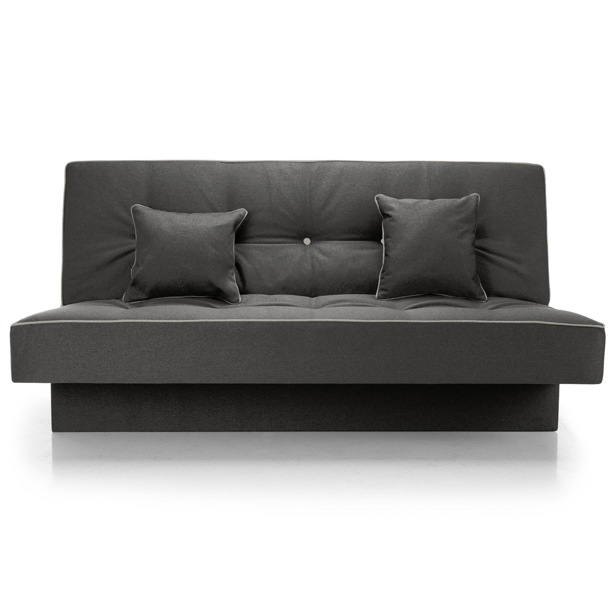 Hamilton Pocket Sprung 3 Seater Sofa Bed In 2020 Sofa Bed With
