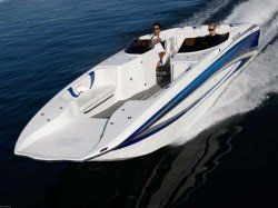 New 2013 Nordic Power Boats 29 Deck Boat With Images Power