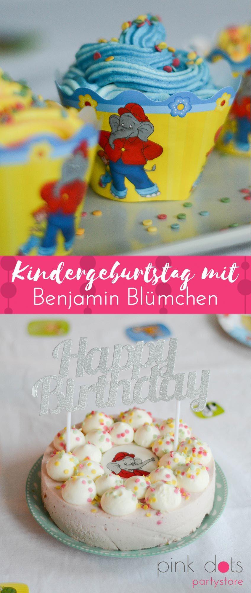 Torooo Kindergeburtstag Mit Benjamin Blumchen Benjamin