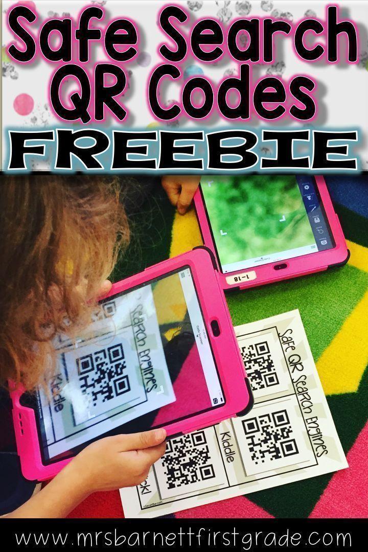 QR Codes for Safe Searching Safe