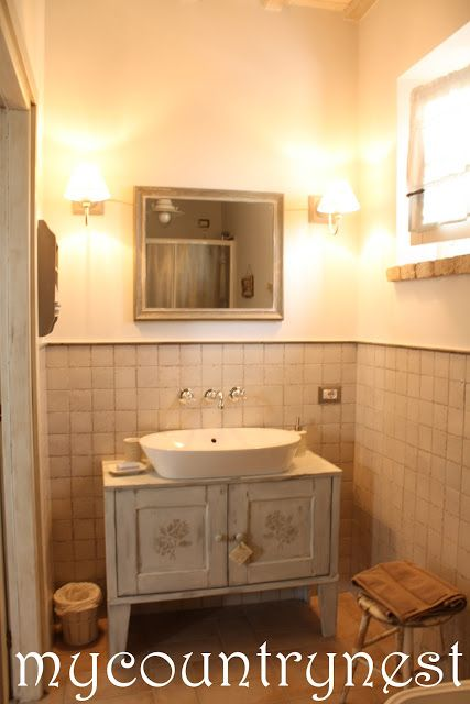 Mobile bagno | Home in 2019 | Pinterest | Bagno, Bagno francese and ...