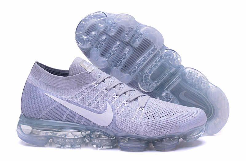 Nike Air Vapormax Flyknit Light Grey