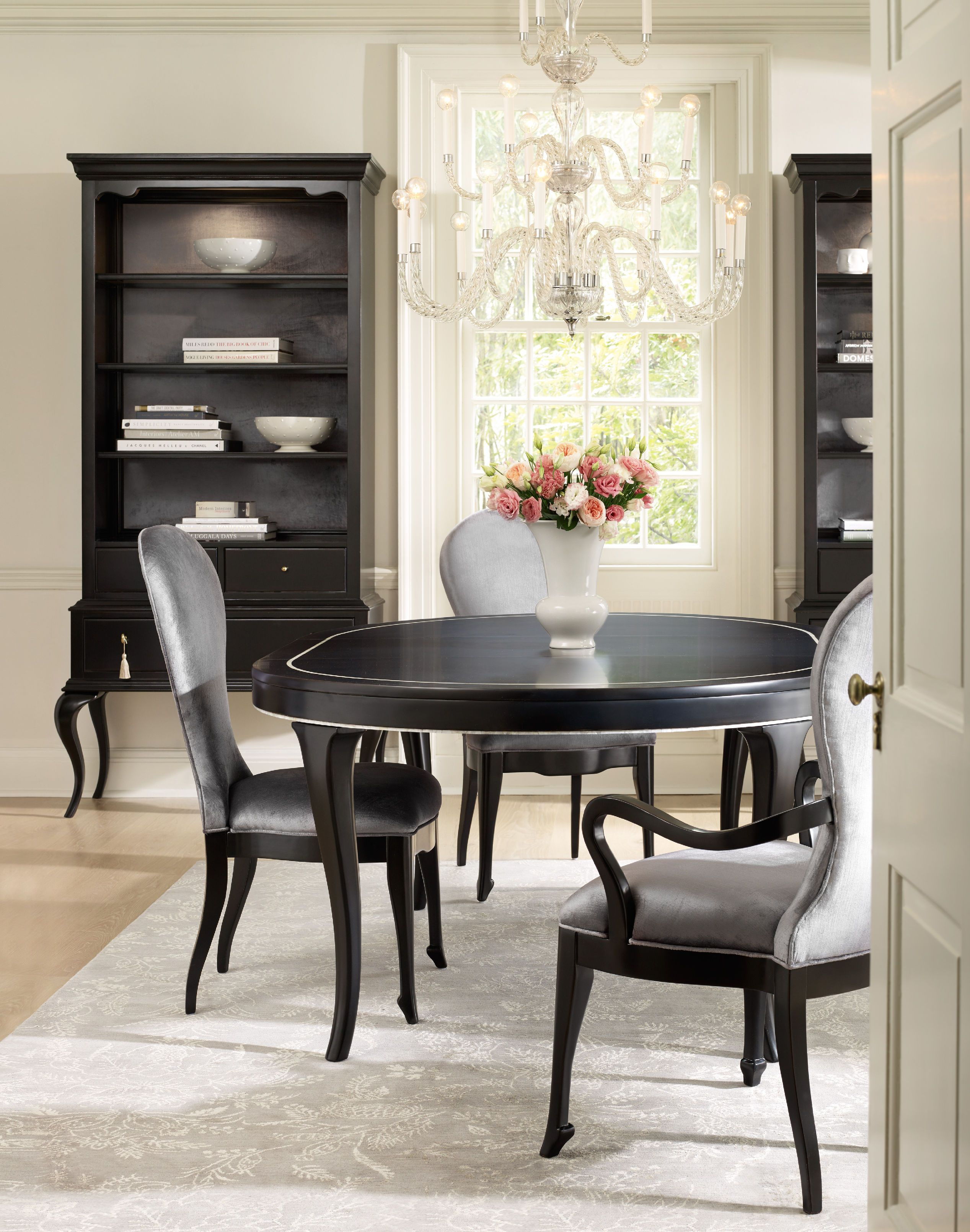 Cynthia Rowley For Furniture Dining Room Bloom Round