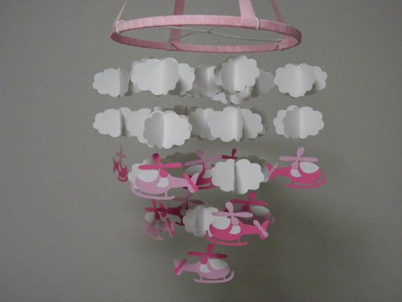 maybe not helicopters but this is cute. i can make this