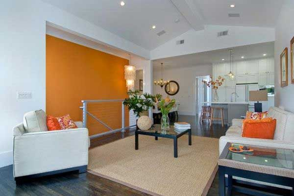 ideas decorar salon moderno