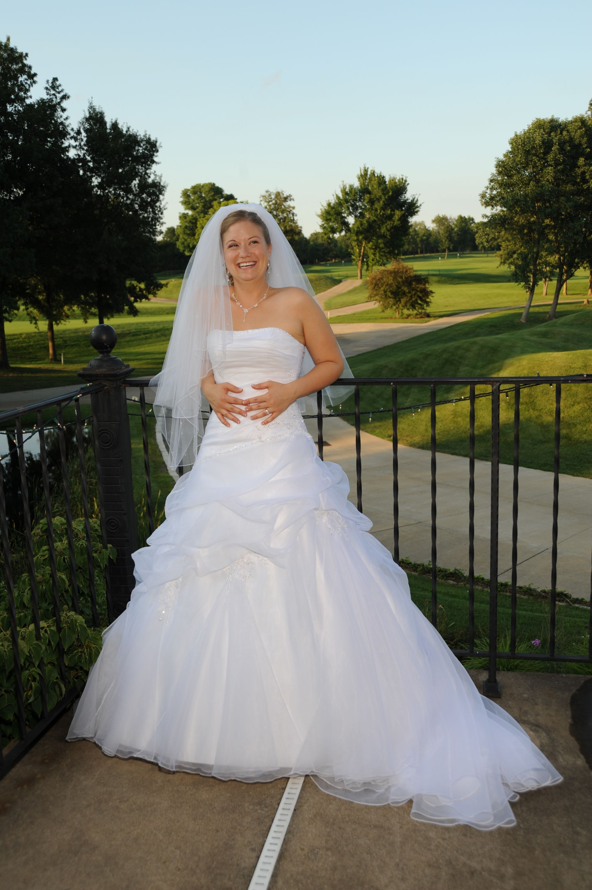 Size 8 wedding dress  Maggie Sottero Couture  Size   Used Wedding Dresses