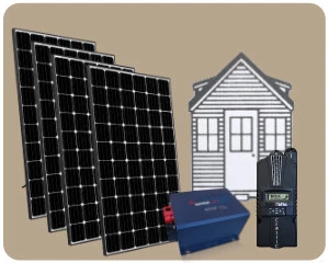 Colorado Solar Tiny House Solar Kit 1200w Th 1200w Solar Kit Solar Energy Panels Solar Panels