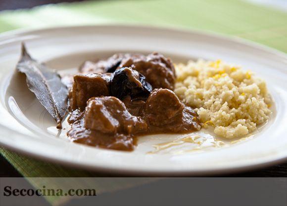 Estofado de ternera estilo marroqu el sabor es mejor que - Cordero estilo marroqui ...
