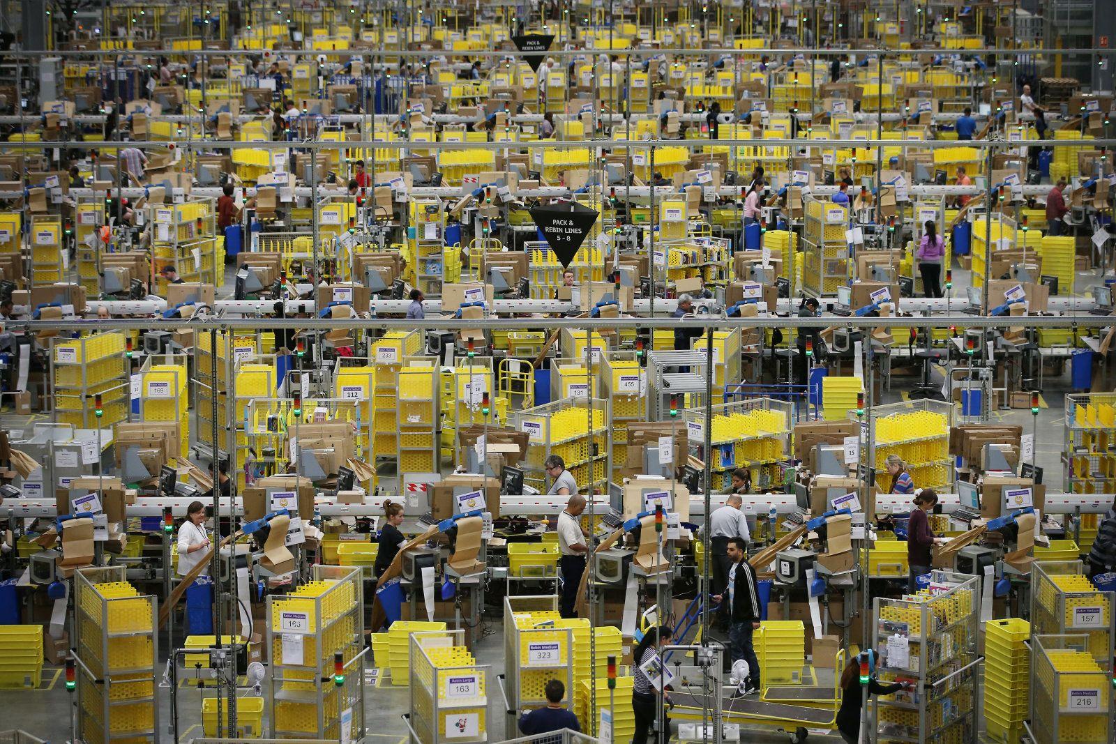 Amazon's Alexa push is making customers buy more Amazone