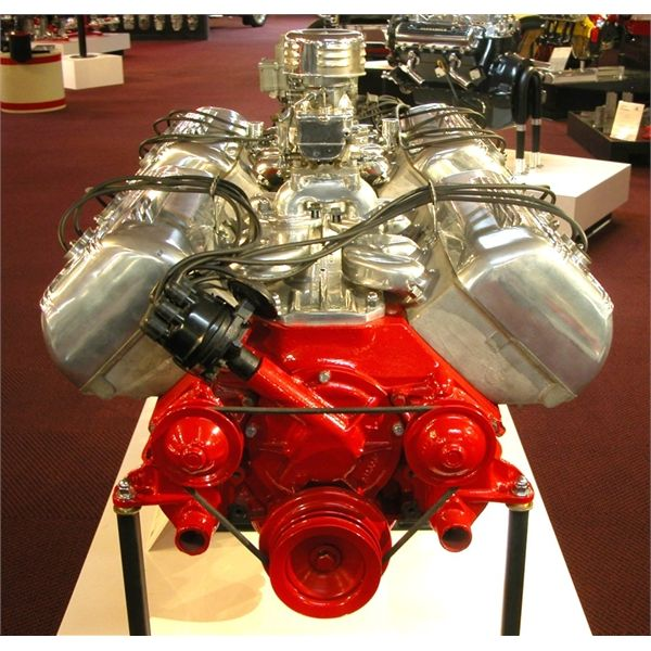 Hemi Centrifugal Supercharger: Mercury Flathead V-8, Ardun OHV Conversion
