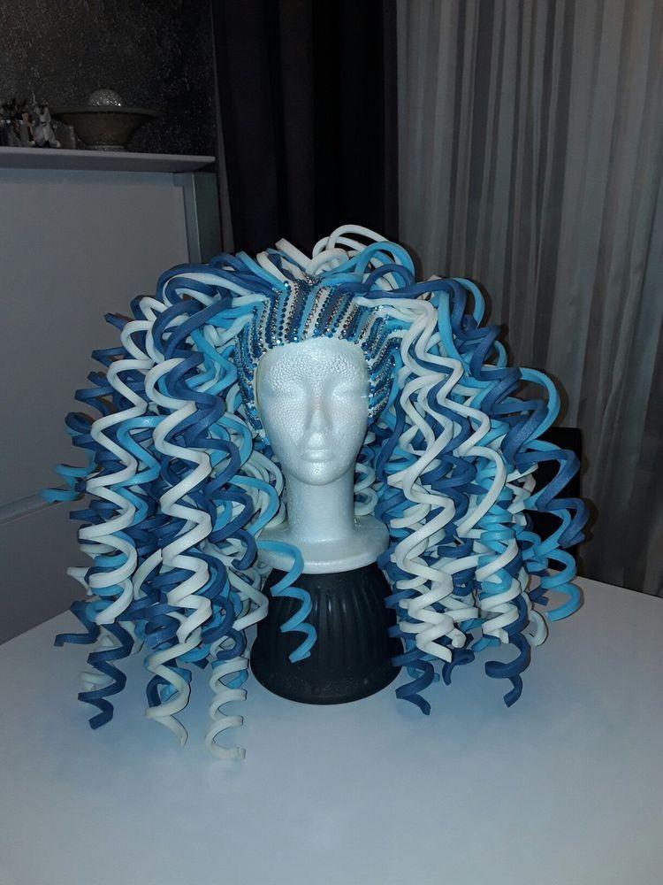 Untitled парик из пряжи маскарады парик