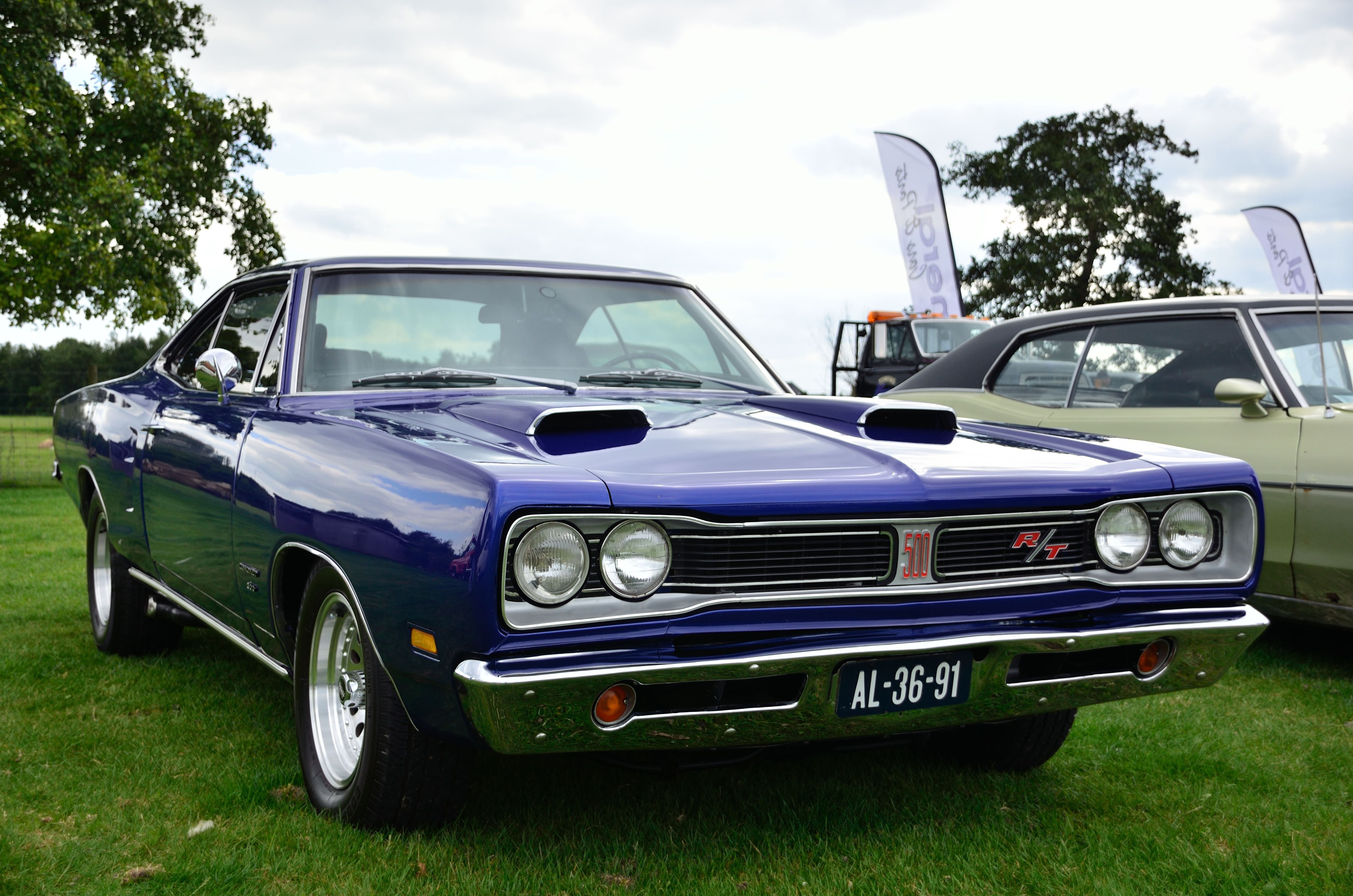Dodge Coronet 500 R/T (Road and Track) 1969