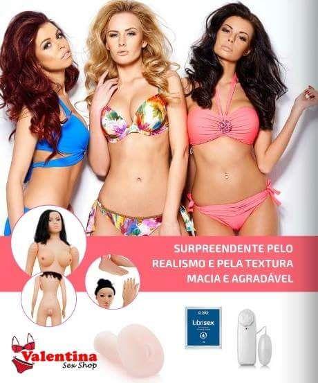 Loja Online  http://valentinasexshop.lojavirtualnuvem.com.brPrivacidade e Segurança Enviamos para todo o Brasil Embalagem Discreta WhatsApp (71) 99190-2967