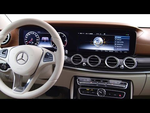 Mercedes Benz Mercedes Benz Tv Preview Of The Future E Class