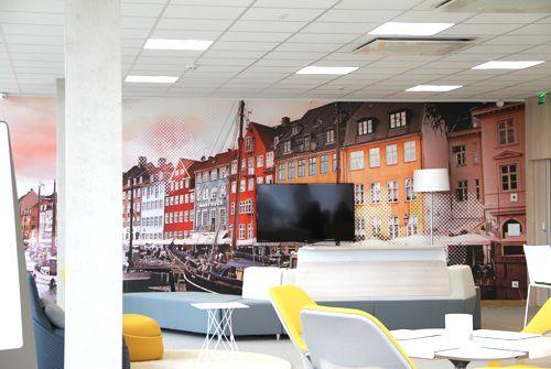 Atelier dart mural osmoze créateur et fabricant de décoration murale design mural